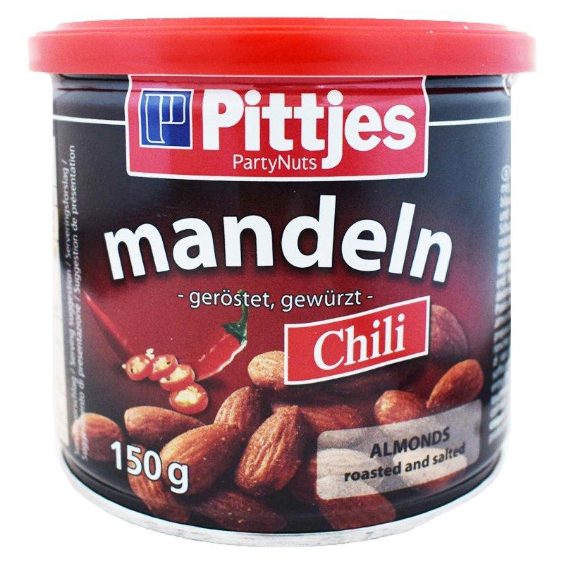 Mandlar Chili 150g - 57% rabatt