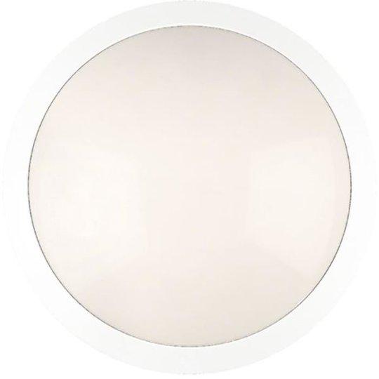 Hide-a-Lite Moon Public Round IK10 Katto- ja seinäplafondi valkoinen, 3000 K