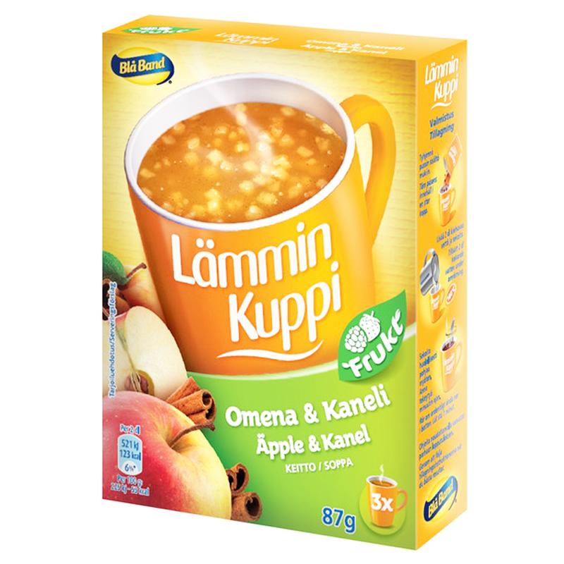 Lämmin Kuppi Omena & Kaneli - 32% alennus