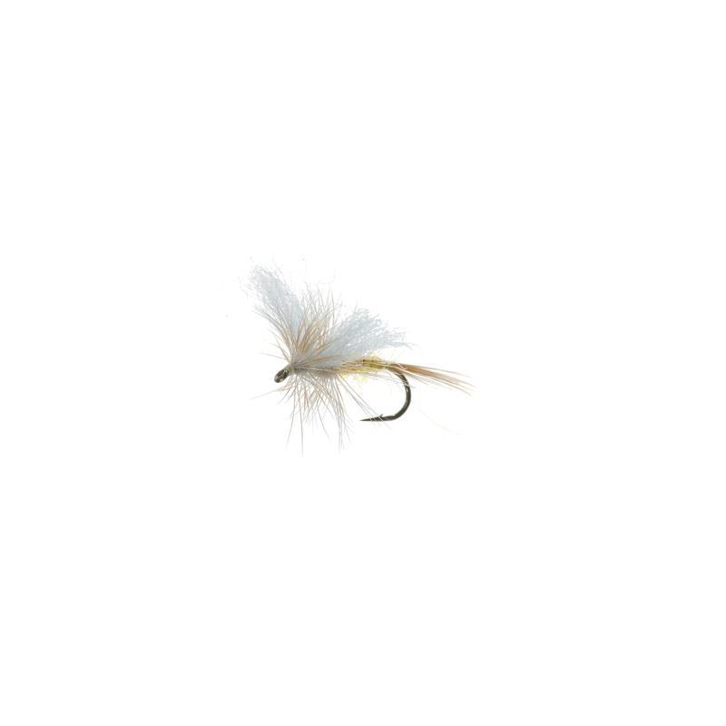 Gul Forsslända Yellow #12 Kjøp 12 fluer få gratis flueboks