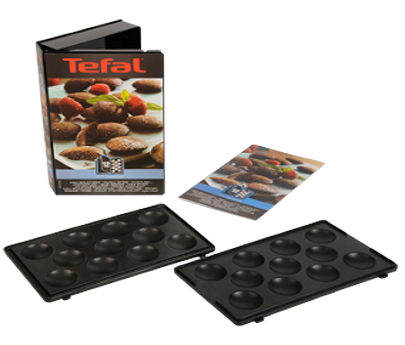 Tefal - Small Bite Set For Snack Collection Box 12 (XA801212)