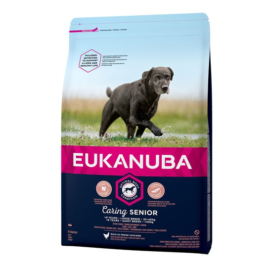 Eukanuba Dog Senior Large Breed (15 kg)