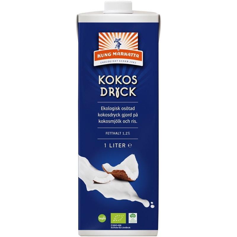 Eko Kokosdryck - 35% rabatt