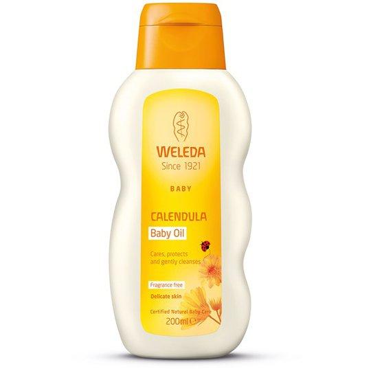 Weleda Calendula Baby Oil, 200 ml