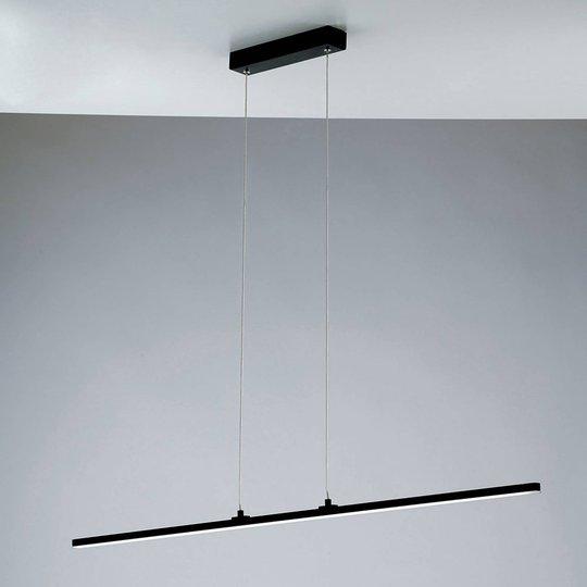 Shanghai LED-hengelampe, 1 lyskilde 3 000 K svart