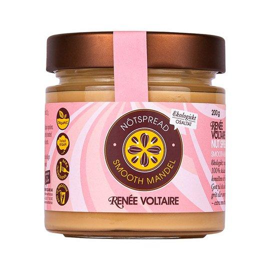 Renee Voltaire Nötspread Smooth Mandel, 200 g