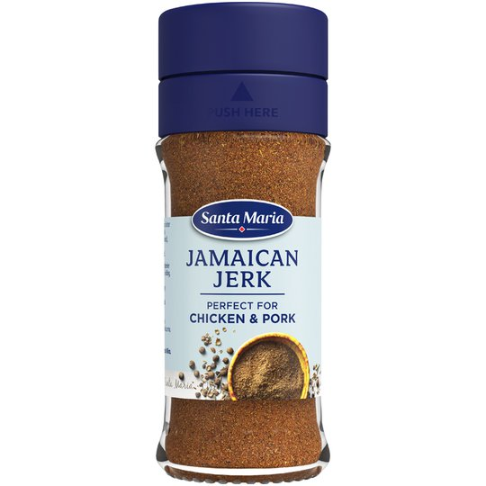 Mausteseos Jamaican Jerk - 55% alennus