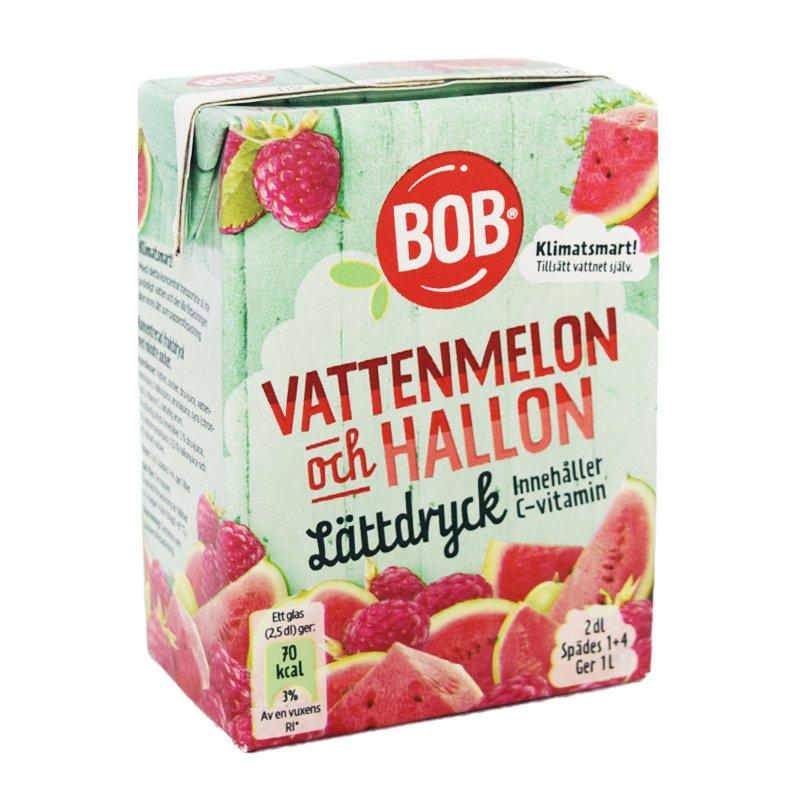 Lättdryck Vattenmelon & Hallon - 23% rabatt