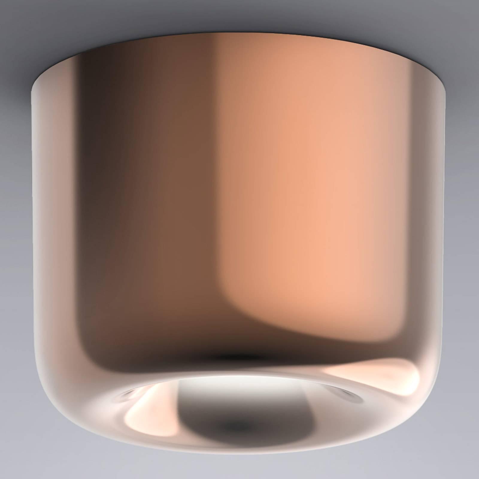 serien.lighting Cavity Ceiling L, pronssi