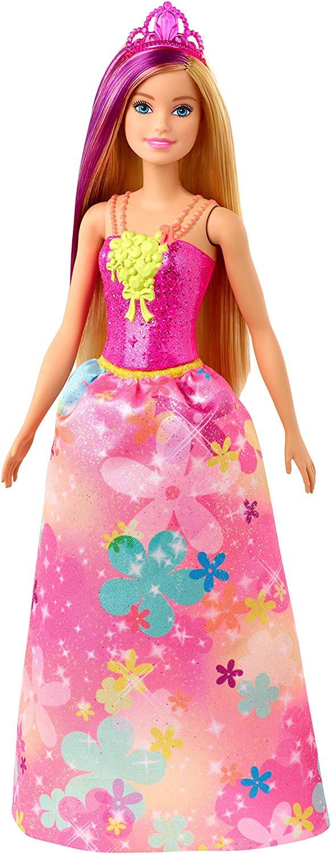 Barbie - Dreamtopia Princess Doll - Pink Tiara (GJK13)