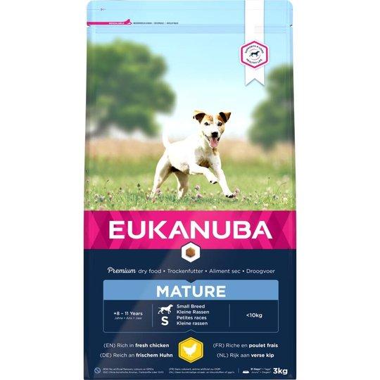 Eukanuba Dog Mature Small Breed 3 kg