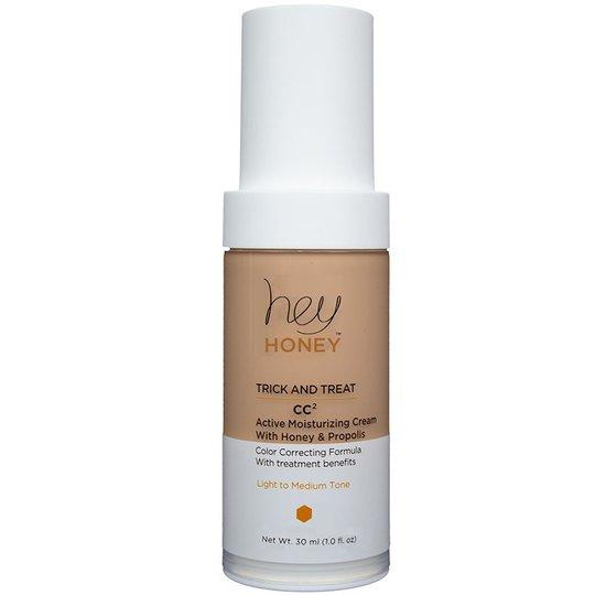 Trick And Treat - Active Moisturizing CC Cream, 30 ml Hey Honey Meikkivoiteet