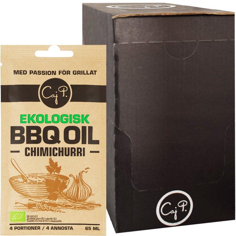 Eko Grillolja Chimichurry 20-pack - 90% rabatt