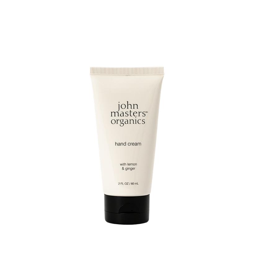 John Masters Organics - Hand Cream w. Lemon & Ginger 57 g