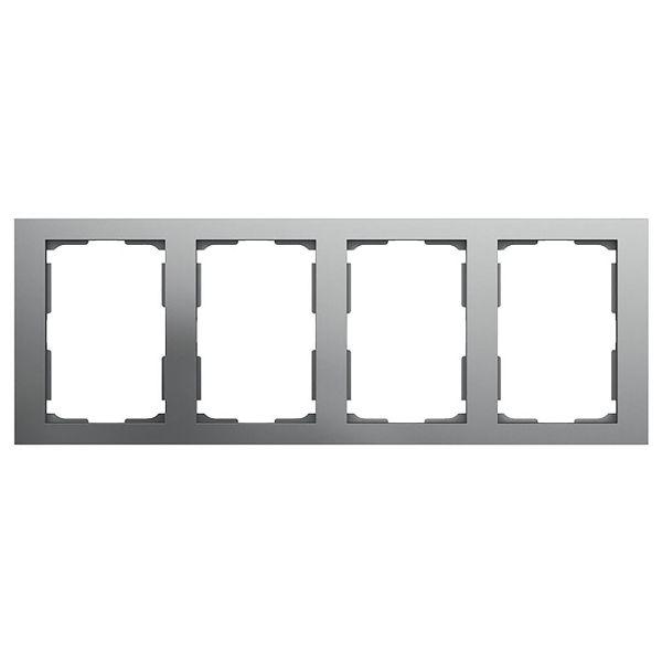 Elko Plus Kombinasjonsramme 2-veis, 4-roms Aluminium