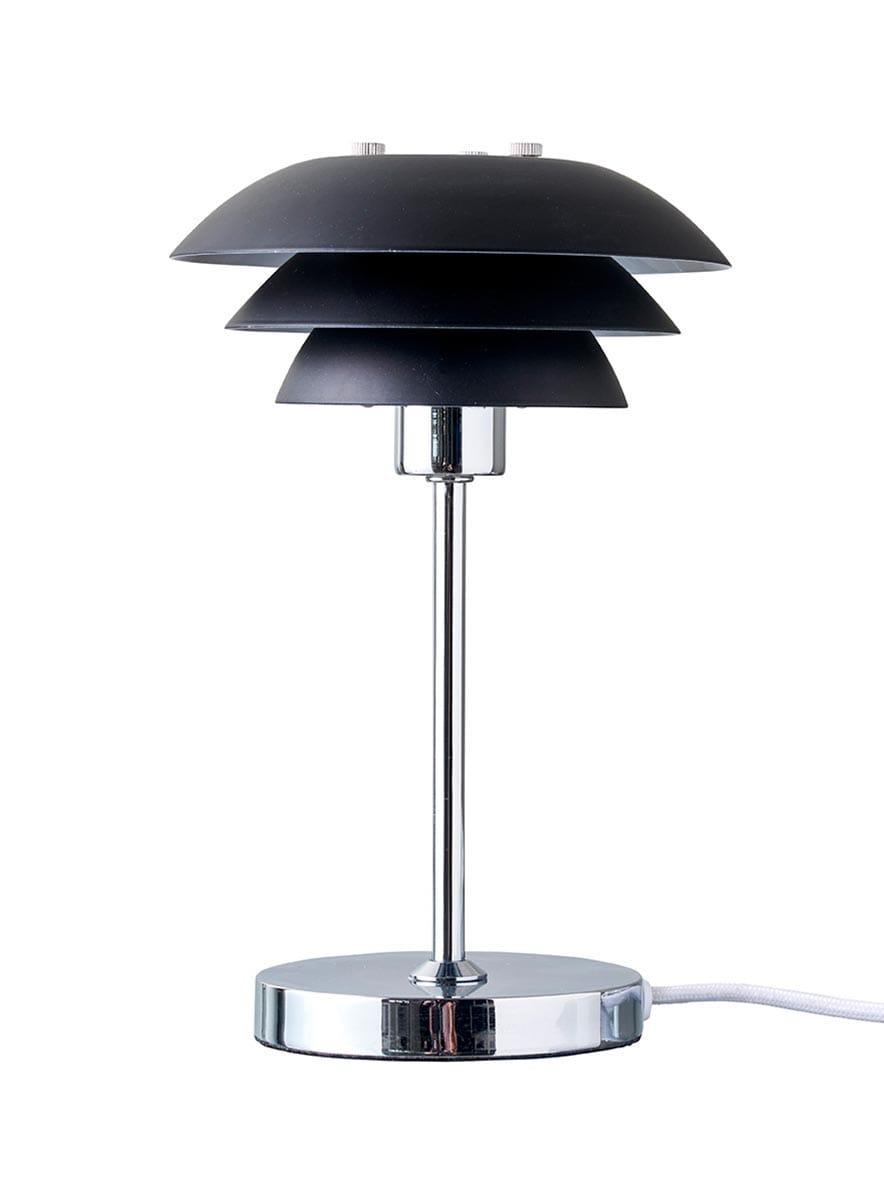Dyberg Larsen - DL16 Table Lamp - Black (7085)
