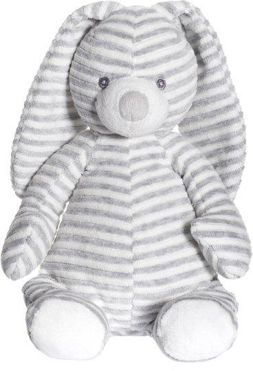 Teddykompaniet Cotton Cuties Kanin, Grå