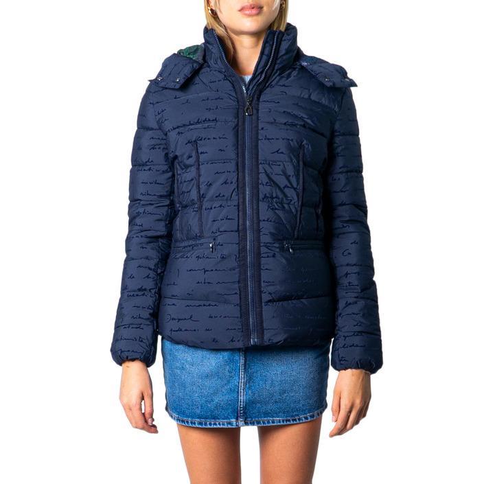 Desigual Women's Jacket Various Colours 179906 - blue S