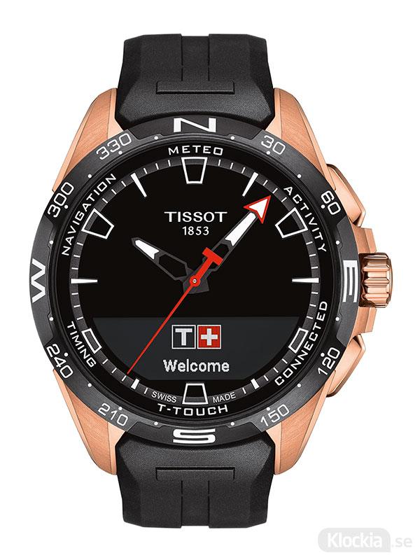 TISSOT T-Touch Connect Solar T121.420.47.051.02 - Smartklocka