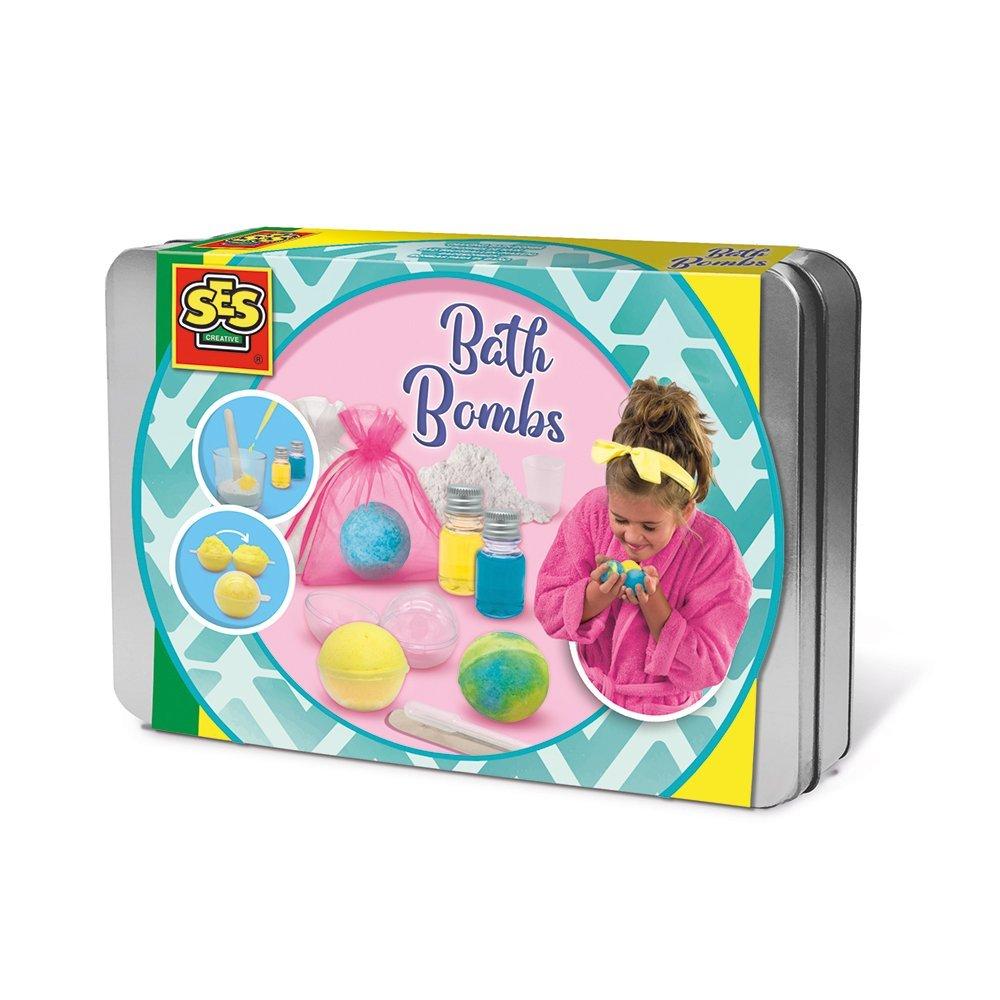 Ses Creative - DIY Bath bombs (S14154)