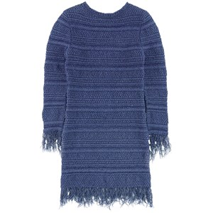 Balmain Dress with fringes 12 years