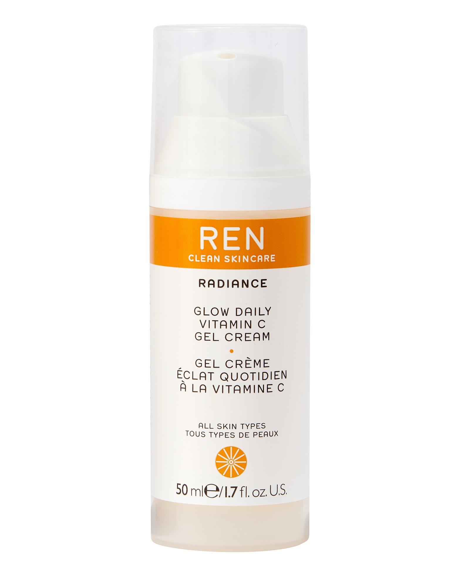 REN - Radiance Glow Daily Vitamin C Gel Cream 50 ml