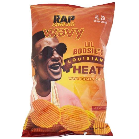 """Potatischips """"Heat"""" 78g - 41% rabatt"""