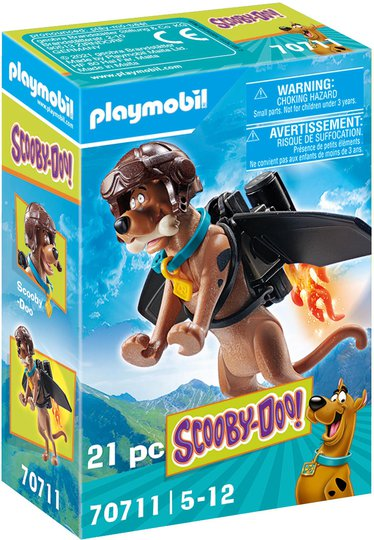 Playmobil 70711 Scooby-Doo! Pilot