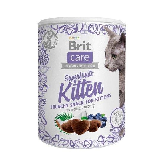 Brit Care Cat Snack Superfruits Kitten