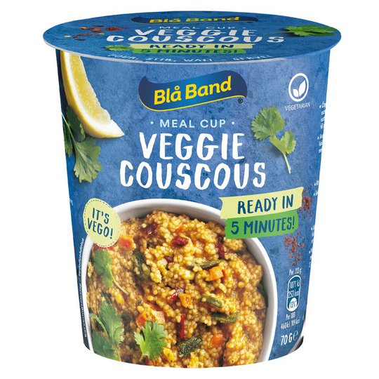 Meal Cup Veggie Couscous - 41% alennus