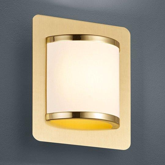 LED-seinävalaisin Agento, mattamessinki