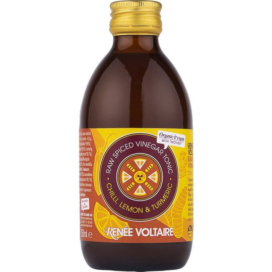 Eko Raw Spiced Vinegar Tonic - Turmeric - 26% rabatt