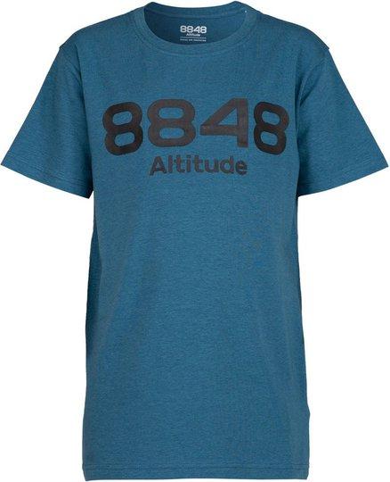 8848 Altitude Lium JR T-Shirt, Airforce Blue, 120