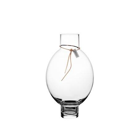 Vase Glass 23 cm
