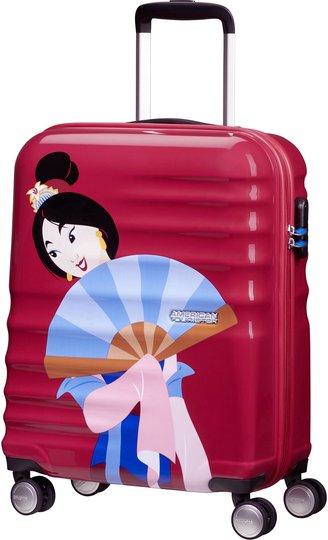 American Tourister Disney Deluxe Spinner Trillekoffert 36L, Mulan