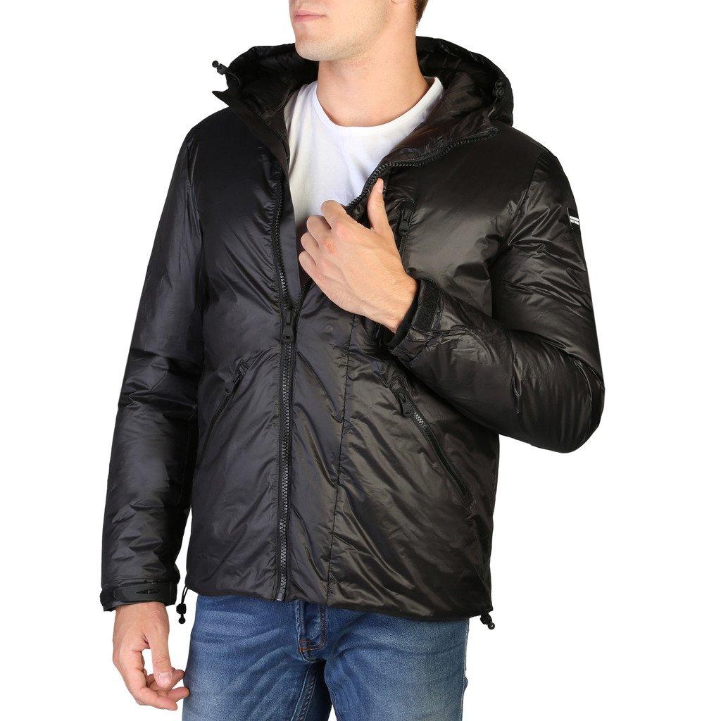 Alessandro Dell'Acqua Men's Jacket Black 348436 - black S