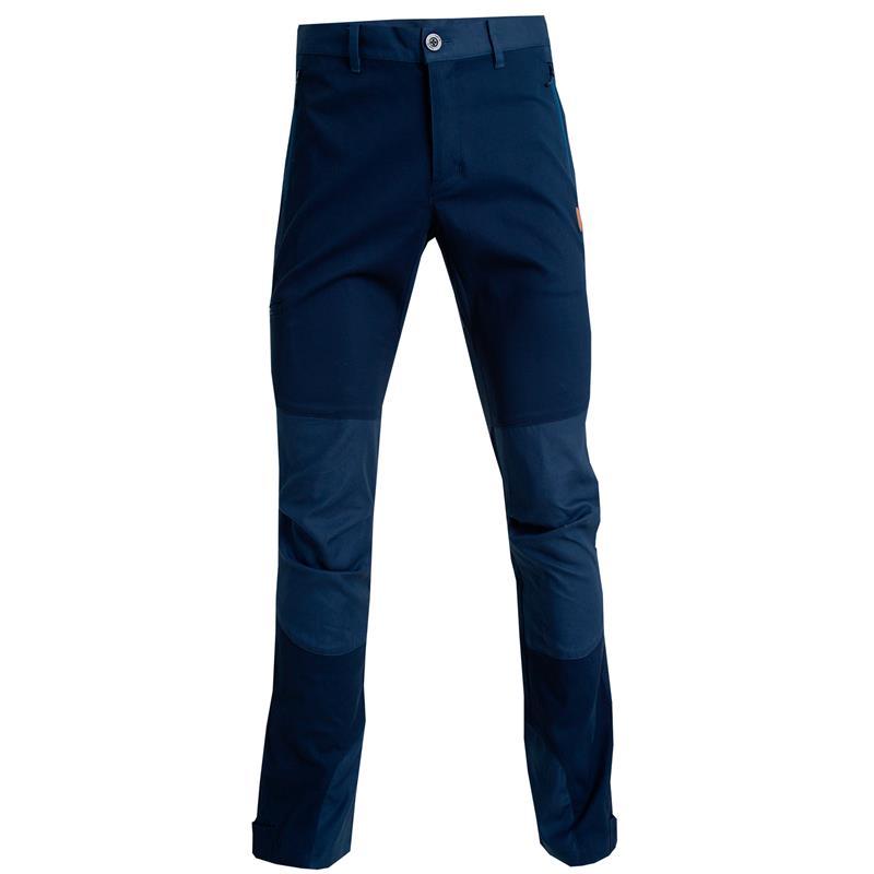 Tufte Mens Pants M L Bukse - Herre- Dress Blues/Insignia Blue