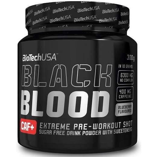 Black Blood CAF+, Blueberry - 300 grams