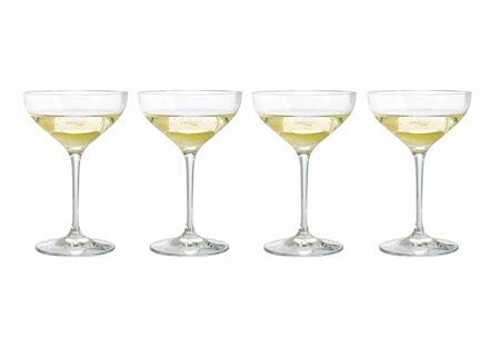Dessert-/Champagneglas 25cl 4-pack