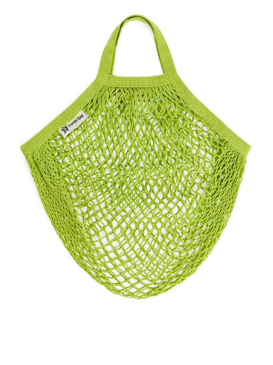 Turtle Bags String Bag - Green