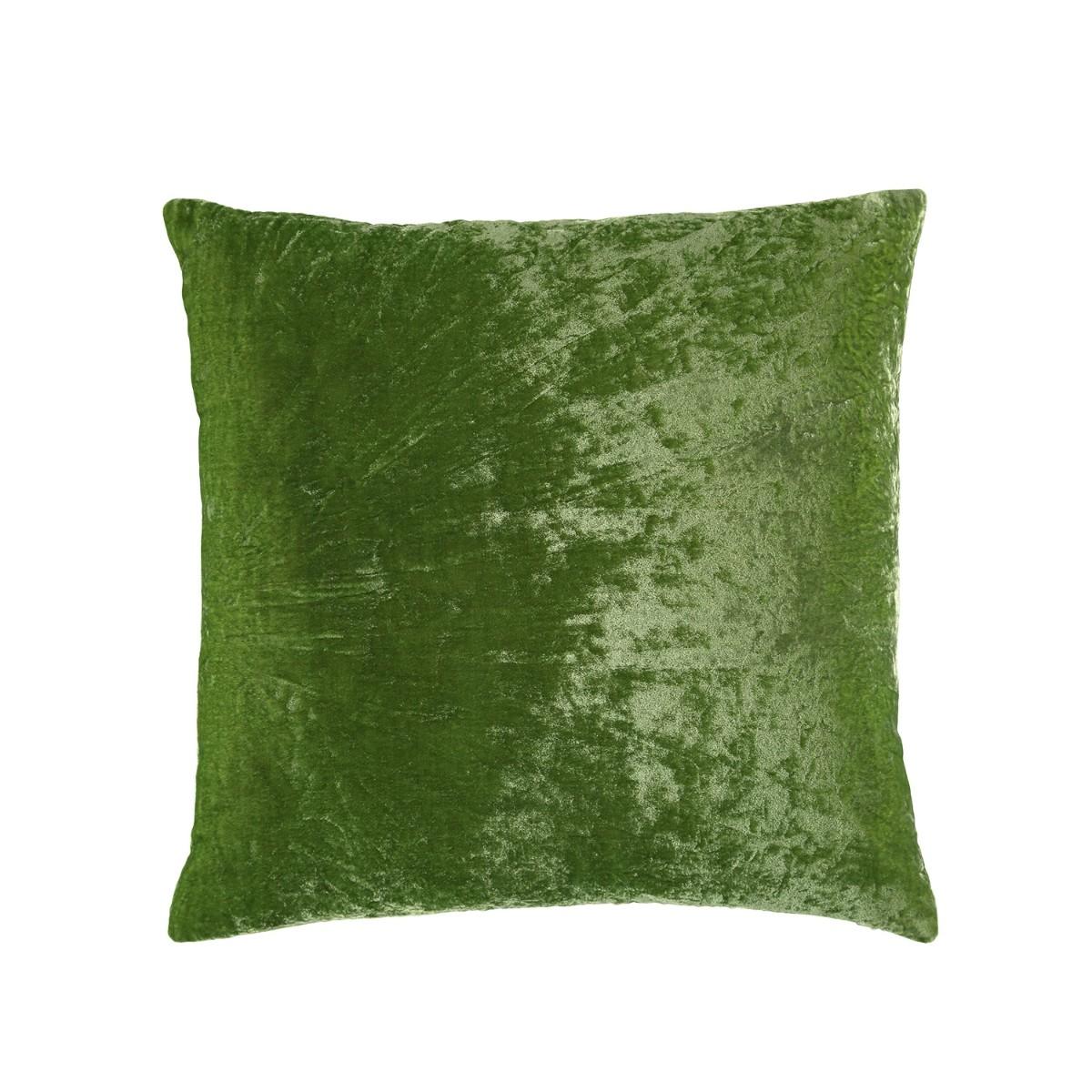 William Yeoward |Paddy Velvet Cushion Forest
