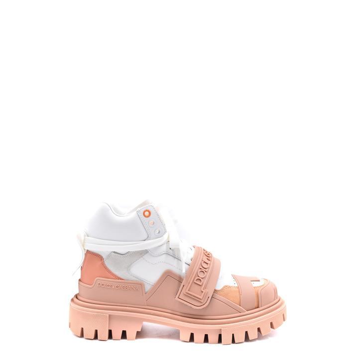 Dolce & Gabbana Women's Boots Pink 233272 - pink 37.5
