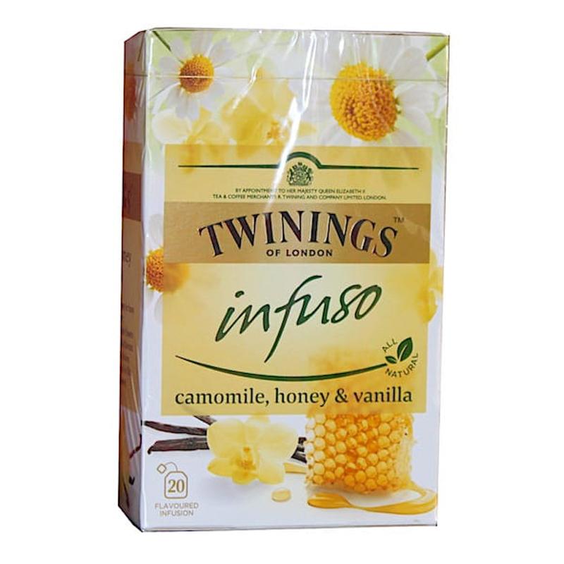 "Te ""Honey & Vanilla"" 20 x 1,5g - 33% rabatt"