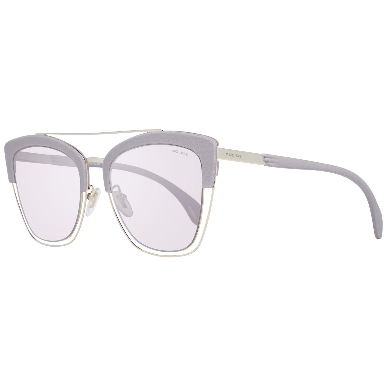 Police Women's Sunglasses Rose Gold PL618 54300X