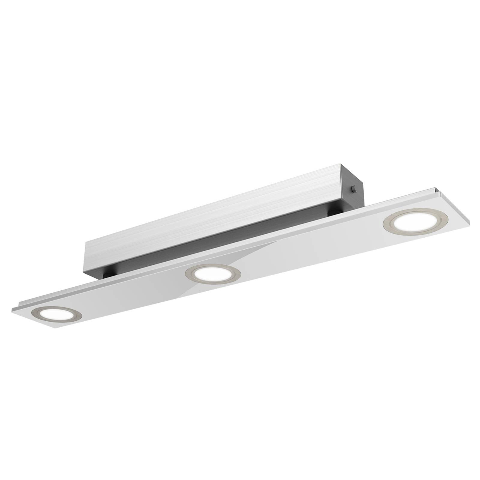 3-os. Pano-LED-kattovalaisin, metalli