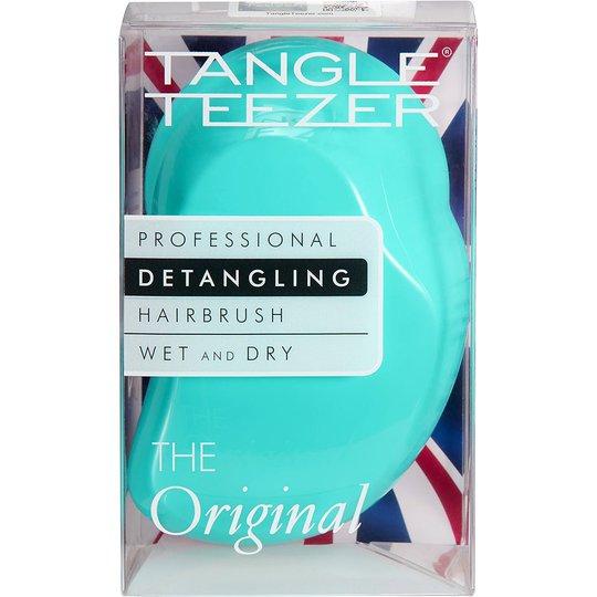 The Original Cornflower Blue, Tangle Teezer Hiusharjat