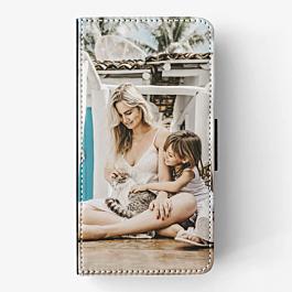 Galaxy A20e 2019 Faux Leather Case