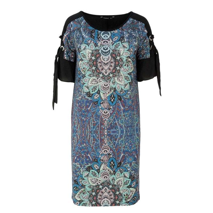 Desigual Women's Dress Black 165229 - black M