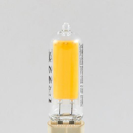 Arcchio - kaksikantainen LED-lamppu G9 4W 2 700 K