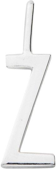 Design Letters Anheng Bokstav 10mm Z Silver